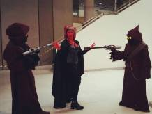 Star Wars Twi'lek Sith Cosplay