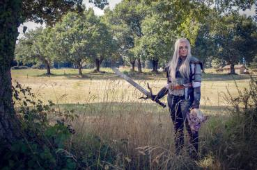 Geralt - Photo by Sofia DF