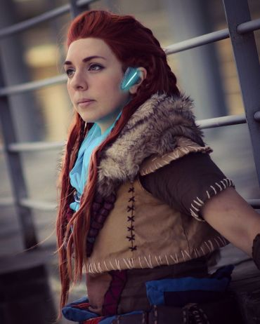 Aloy Cosplay - Photo by Dakraven