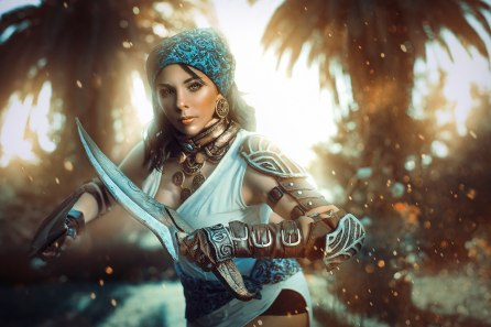 Isabela Cosplay, Dragon Age, Anhyra Cosplay