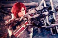 Commander Shepard Cosplay