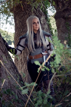 Geralt of Rivia Genderbend - Photo by SDF Fotografía