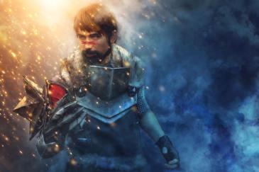 Hawke Cosplay, Dragon Age, Anhyracosplay