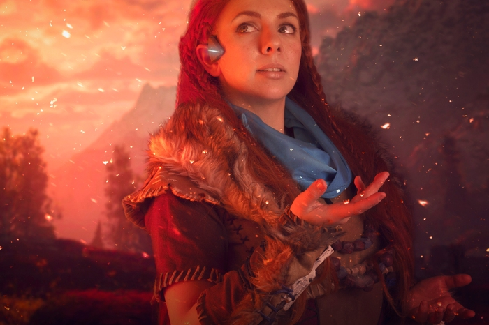 AnhyraCosplay - Aloy, Horizon Zero Dawn