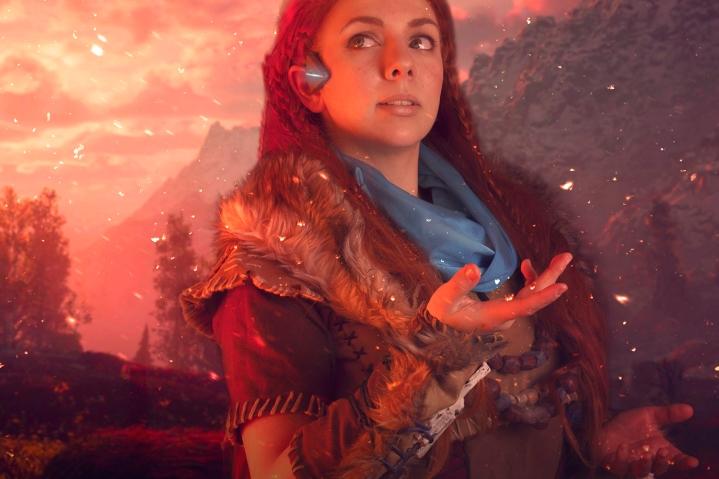 Anhyra Cosplay - Aloy, Horizon Zero Dawn