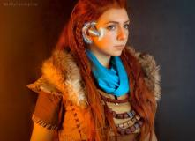 Anhyra Cosplay - Aloy, Horizon Zero Dawn