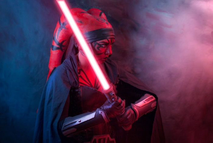 Twi'lek Cosplay, Star Wars