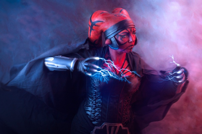 Twi'lek Cosplay, Star Wars, Anhyra Cosplay