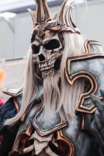 Leoric Cosplay - Diablo 3 - Anhyra Cosplay
