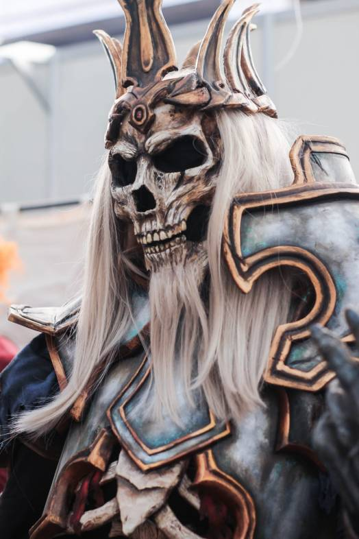 Leoric Cosplay - Diablo 3 - Anhyra Cosplay
