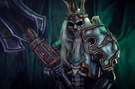 Leoric Cosplay - Diablo 3 - AnhyraCosplay