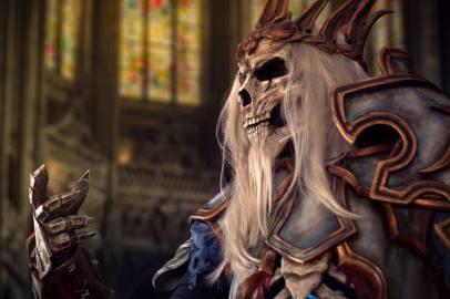 Leoric Cosplay - Diablo 3