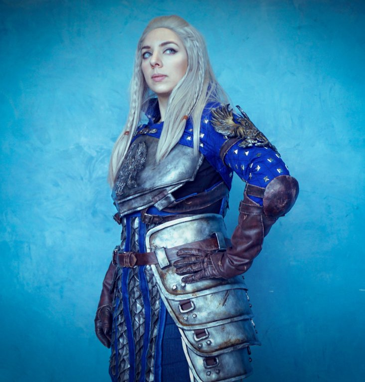 Grey Warden Cosplay