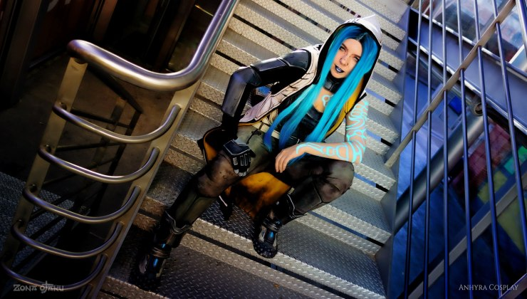 Maya Cosplay, Borderlands 3, Anhyra Cosplay
